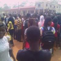 OUTCOME OF THE MEETING BETWEEN THE MANAGEMENT AND THE STUDENTS' UNION GOVERNMENT GATEWAY POLYTECHNIC SAAPADE OGUN STATE.