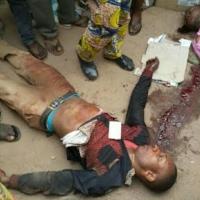 the terrible robbery incident in Ikirun, Osun state today