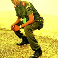 *HAPPY BIRTHDAY* OKULALU OLALEKAN (C.O)NIGERIAN ARMY CADET SAAPADE