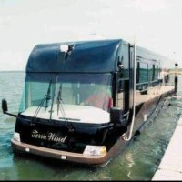 Photo: see China s new water bus.